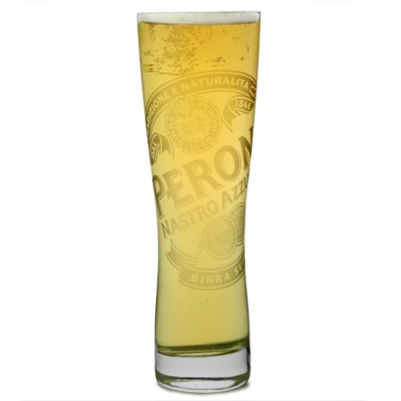 Peroni Pint Glass