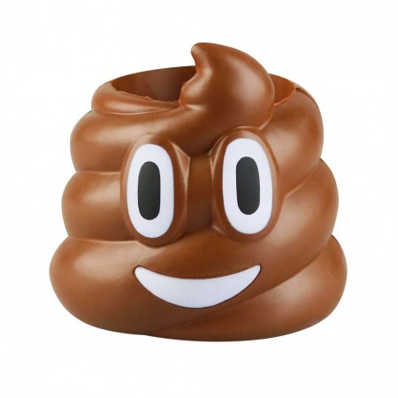 Poop Emoji Can Cooler