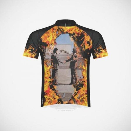 Pink Floyd Wish You Were Here Men's Cycling Jersey