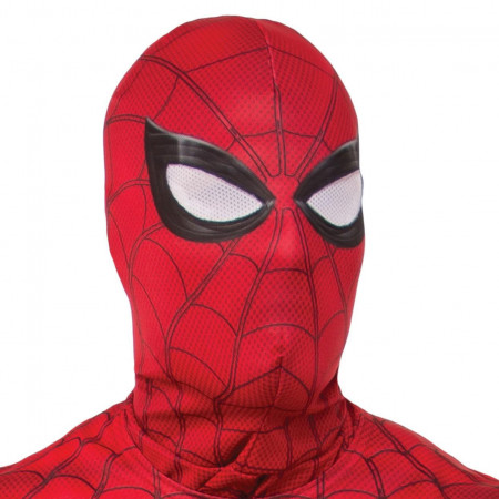 Spiderman Red Adult Mask