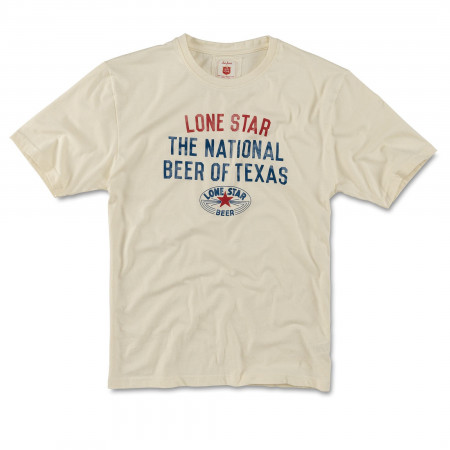 Lone Star National Beer of Texas T-Shirt