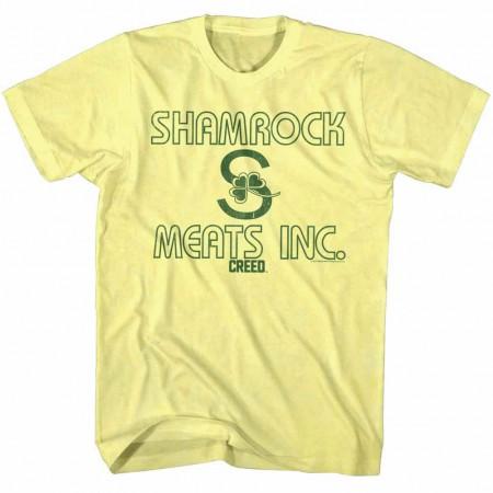 Rocky Meats Inc. Yellow TShirt