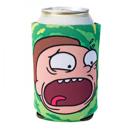 Rick And Morty Foam Morty Can Cooler