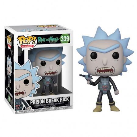 Rick And Morty Funko Vinyl Prison Break Rick Figure