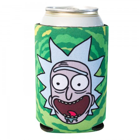 Rick And Morty Foam Rick Can Cooler
