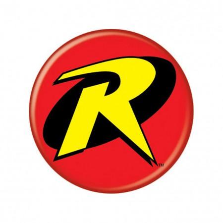 Robin Logo Button