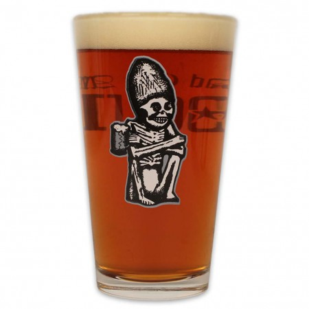 Rogue Dead Guy Ale Pint Glass}