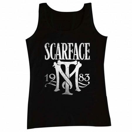 Scarface Symbol Black TShirt