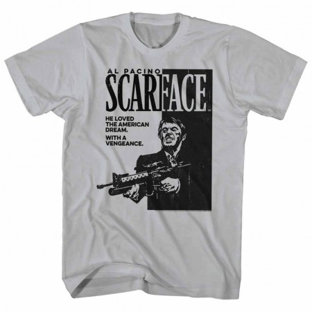 Scarface Scarface Gray TShirt