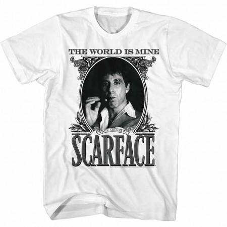 Scarface Dollarface White TShirt