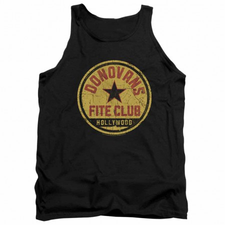 Ray Donovan Fite Club Black Tank Top