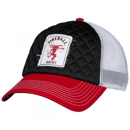 Fireball Adjustable Mesh Hat