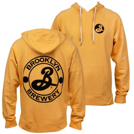 Brooklyn Brewery Gold Logo Hoodie