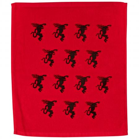Fireball Whisky Bar Towel