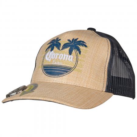Corona Extra Bottle Opener Hat