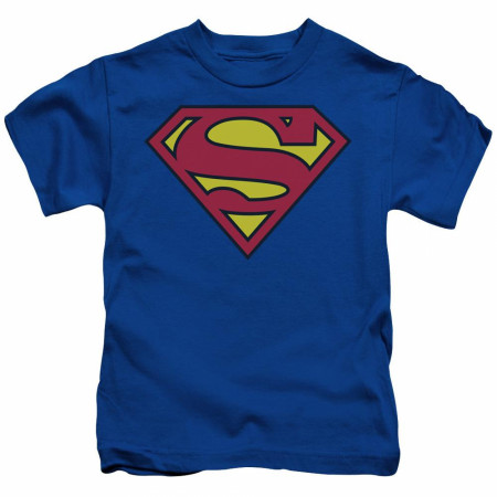 Superman Symbol Juvenile T-Shirt