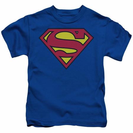 Superman Symbol Juvenile T-Shirt
