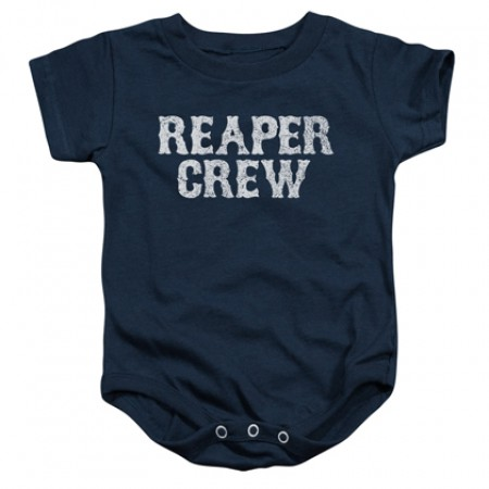 Sons Of Anarchy Reaper Crew Onesie