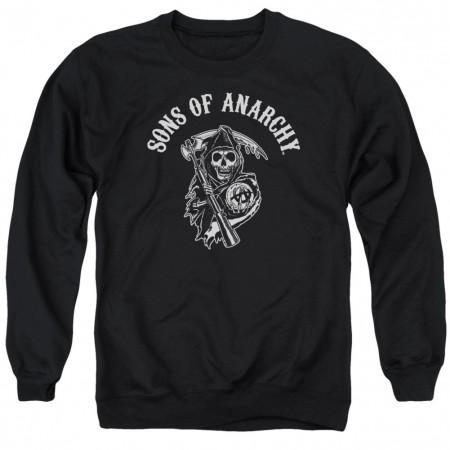 Sons Of Anarchy Reaper Crewneck Sweatshirt