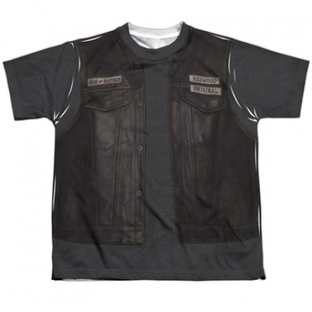 Sons Of Anarchy Juice Youth Costume Tee