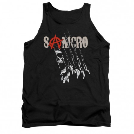 Sons Of Anarchy Rip Through Black Tank Top