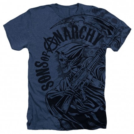 Sons Of Anarchy Meet The Reaper Tshirt