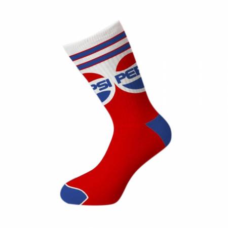 Pepsi Crew Socks