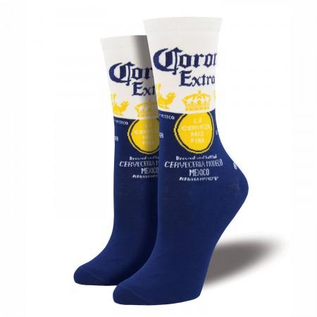 Corona Extra Classic Logo Women's Socks