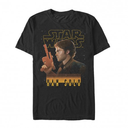 Star Wars Han Solo Story Scoundrel T-Shirt