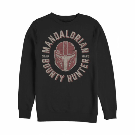 The Mandalorian Bounty Hunter Logo Sweatshirt
