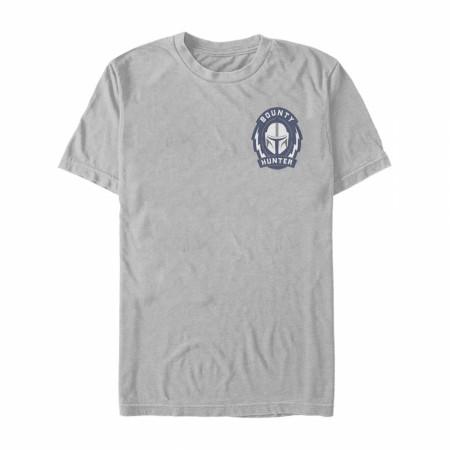The Mandalorian Badge T-Shirt