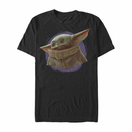 The Mandalorian The Child Orange Ball T-Shirt