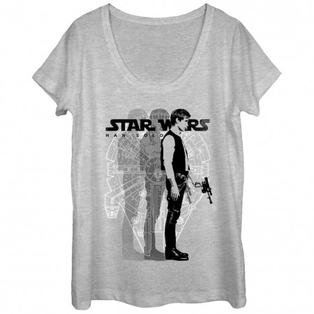 Star Wars Han Solo Truth Women's Tshirt