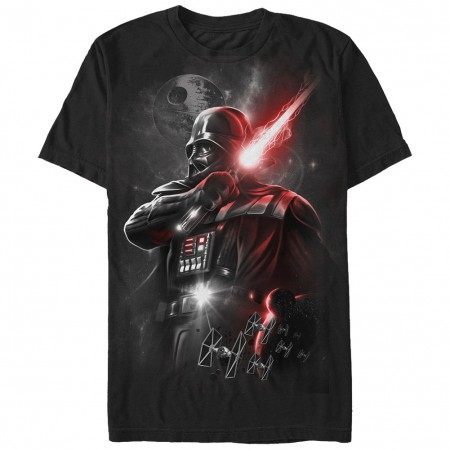 Star Wars Dark Lord Black T-Shirt