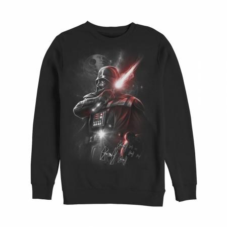Star Wars Dark Lord of the Sith Sweatshirt