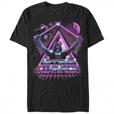 Star Wars Star Cross Black T-Shirt
