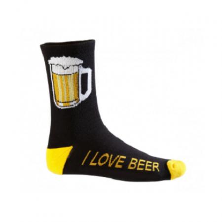 I Love Beer Socks