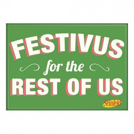 Seinfeld Festivus For The Rest Of Us Magnet