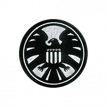 Avengers Comic S.H.I.E.L.D Logo Iron On Patch