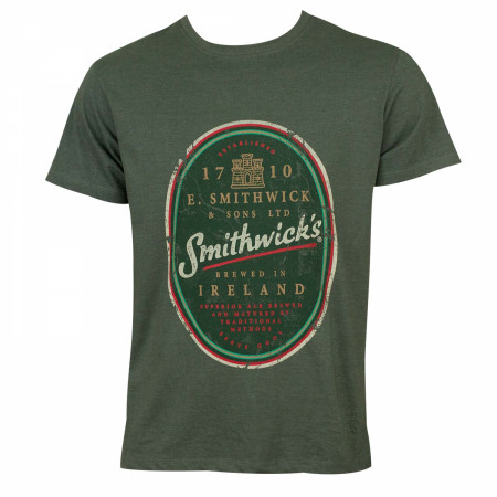 Smithwicks Distressed Tee Shirt