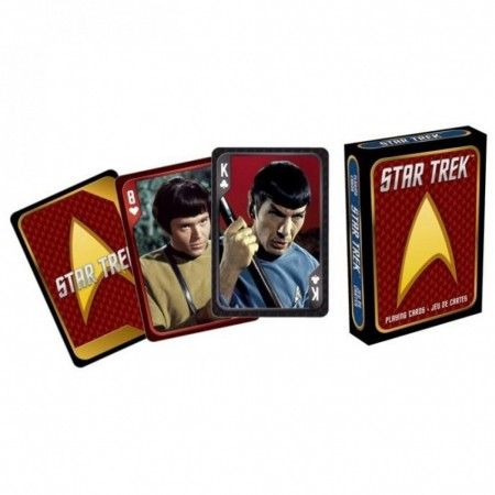 Star Trek Authentic Playing Cards