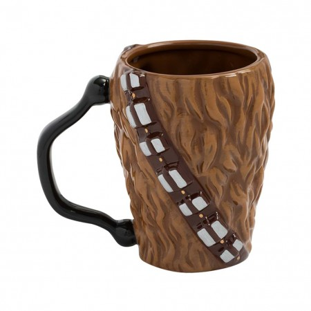 Star Wars Chewy Molded Mug