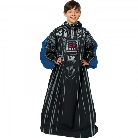 Star Wars Youth Darth Vader Snuggie