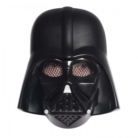 Star Wars Darth Vader Vacuform Costume Mask