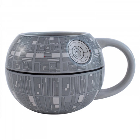 Star Wars Death Star Molded Mug