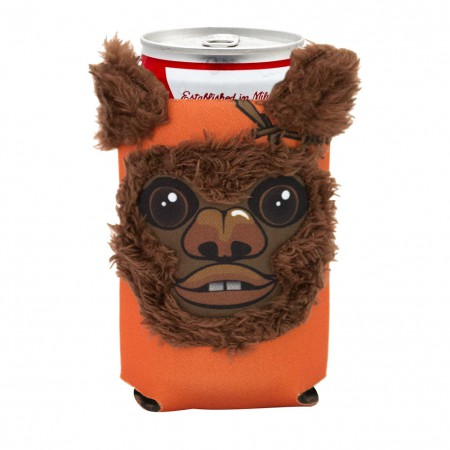 Star Wars Furry Ewok Can Cooler