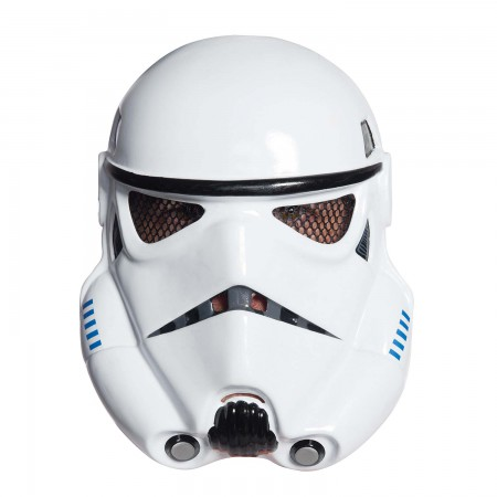 Star Wars Stormtrooper Vacuform Costume Mask