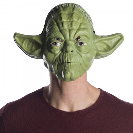 Star Wars Yoda Vacuform Costume Mask