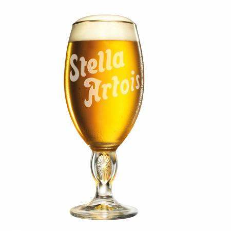 Stella Artois Retro 33 cl Chalice Glass