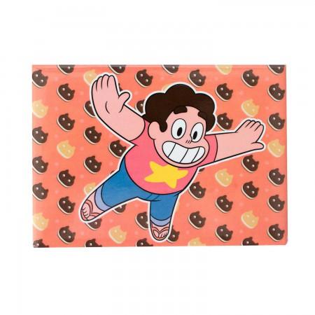 Steven Universe Square Flying Steven Magnet